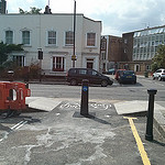 Kentish Town permeability gains