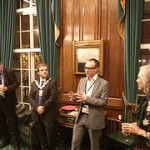 Mayor's reception to celebrate Jean Dollimore's contribution to cycling in Camden