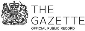 TheGazette