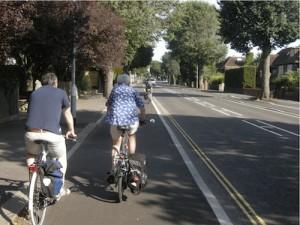 Old Shoeham Road
