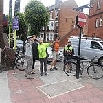 Gospel Oak Inspection Ride