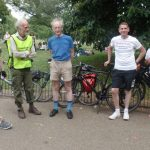 London Parks Ride 2016