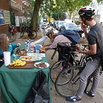 Cyclists Breakfast 2016