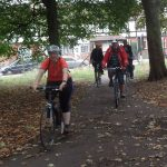 Richmond through west London Parks Ride 2016