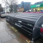 At last, a few more Bikehangars