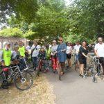 London Parks Ride 2017