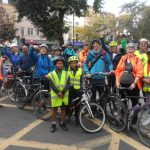 Lea Valley Ride October 2017