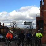 Alexandra Palace Ride — February 2018