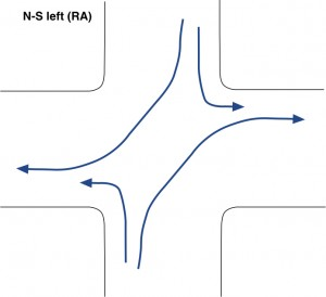 Explanation ELH revised with right turns(2-RA)