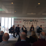 London Mayoral Candidates debate: LCC/The Times, 29 April