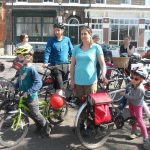Highbury Fields to The Southbank with Cycle Islington