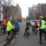 South London Parks Ride March 2018