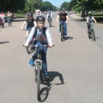 Camden Cyclists Family ride to Regents Park and Diana Memorial, Hyde Park – May 2018